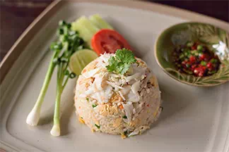 Fried Rice - Crabmeat