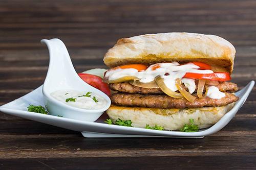 The Untouchable Sandwich