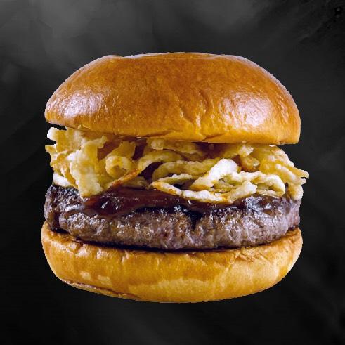 Burger X Smoked BBQ (Beef)