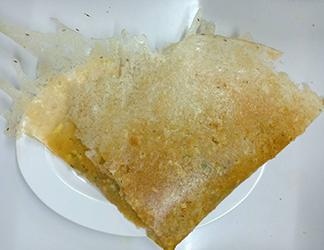 Garlic Rawa Dosai
