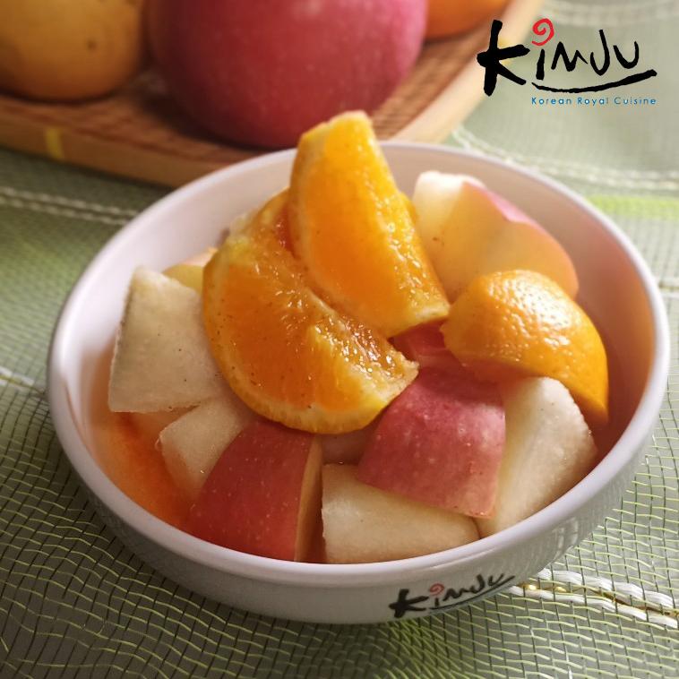 Fruits Kimchi
