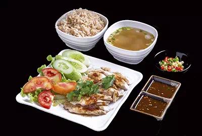 Hainanese Chicken Rice (Singaporean Style)