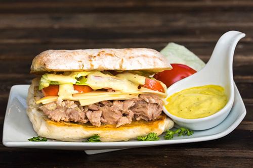 Blind Witness Sandwich