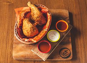Bone In Southern Fried Chicken