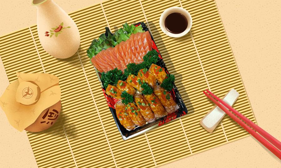 Salmon Sugoi