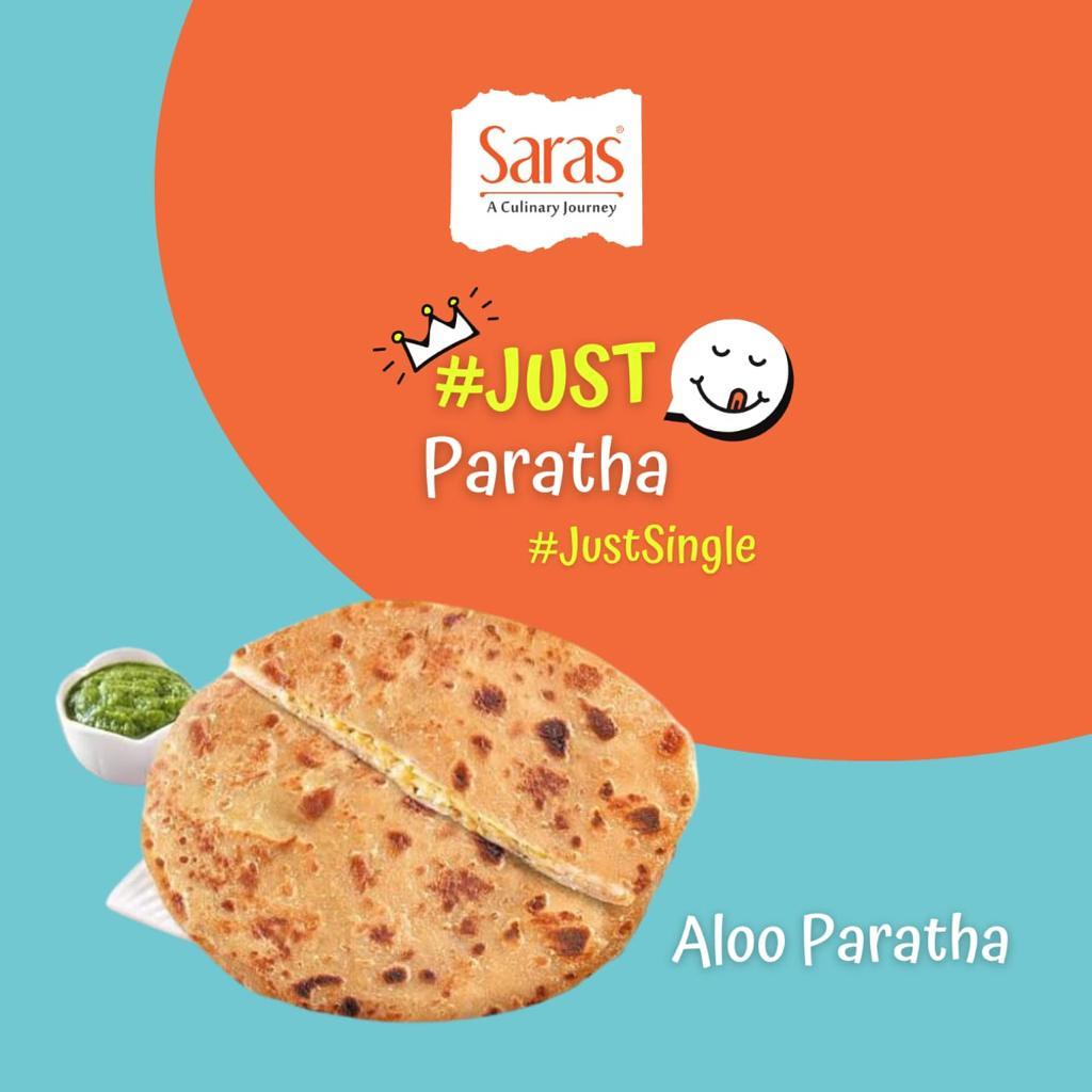 Just Aloo Paratha
