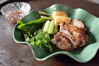 Isan Steak - Pork