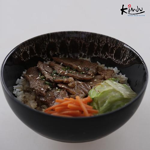 Rice bow with grilled pork TACHIKOKI