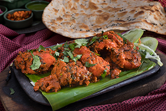 Chicken Bhuna Kebab