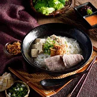 Vietnamese Pho with Pork