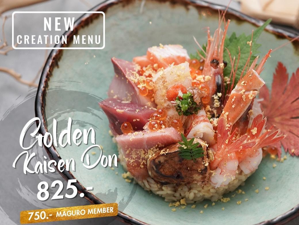 Golden Kaisen don