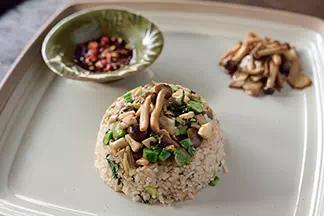 Vegetarian Fried Rice (veggies)