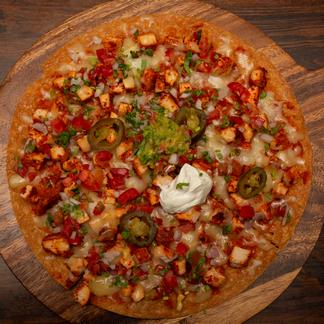 Chicken Mexican Ole Pizza