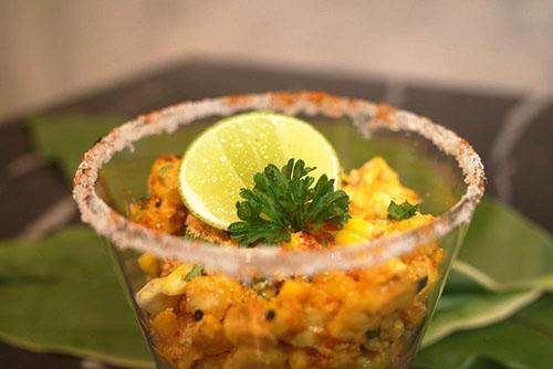 Elotes Mexican Corn Salad