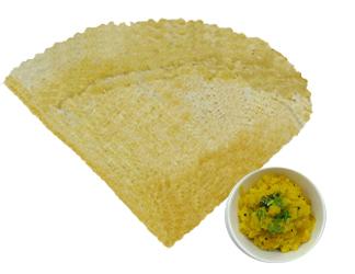 Rawa Cheese Masala Dosai