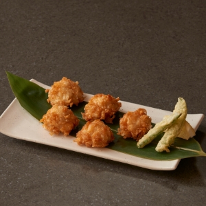 Fried Tofu Shumai