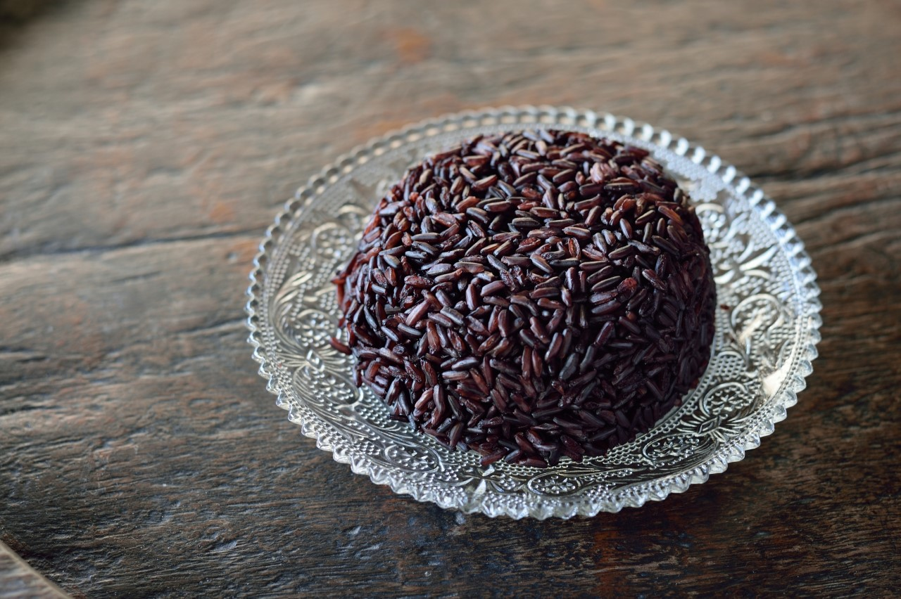 Steamed Jasberry Rice (Dish)