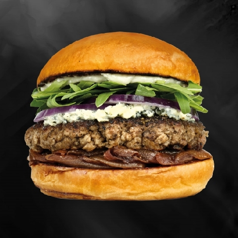 Burger X Blue Cheese (Beef)