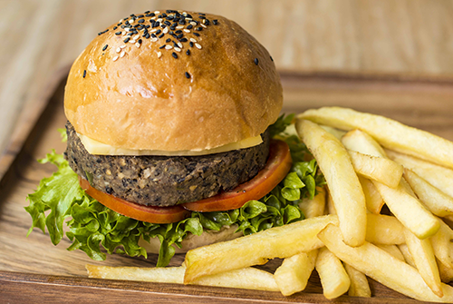 The Herbivore Burger
