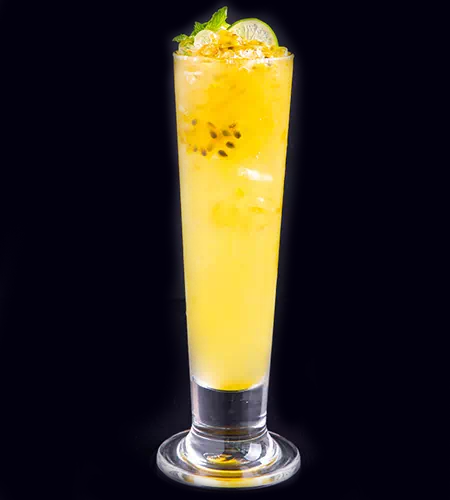 MANGO & PASSION FRUIT SODA