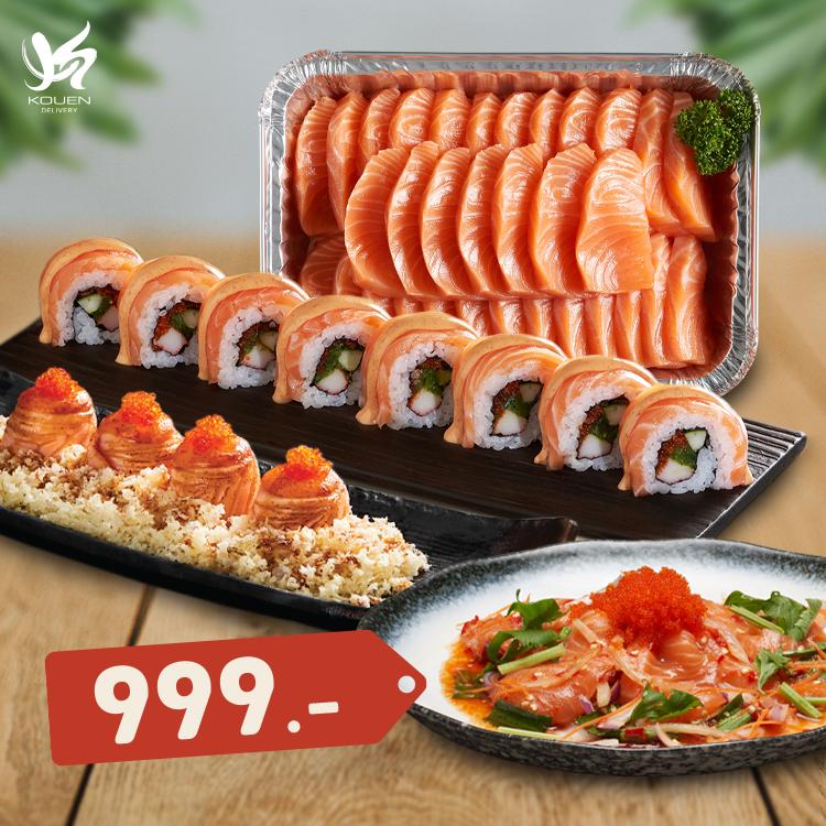 Special Salmon Set