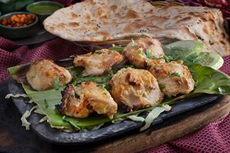 Murg Malai Kebab