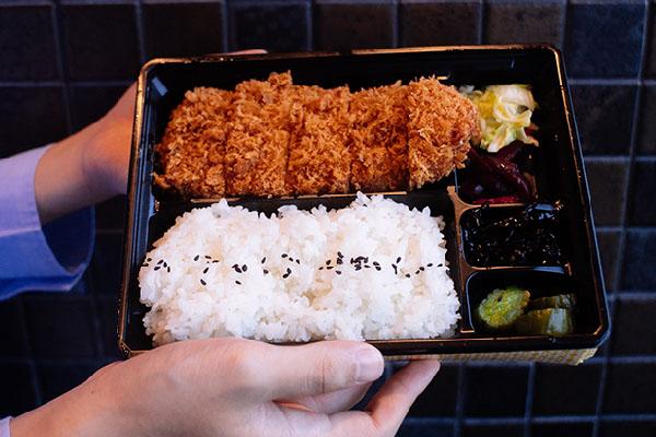 Kurobuta Katsu Set