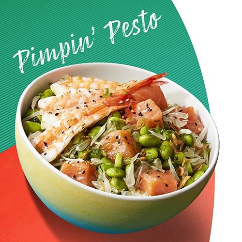 Pimpin' Pesto