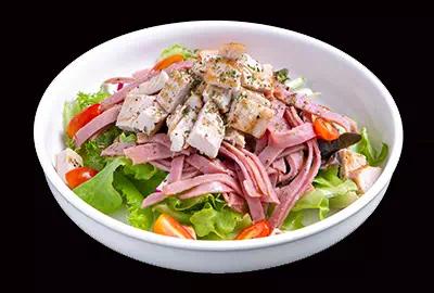 Grilled Chicken Ham Salad