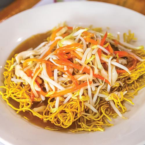 Chicken Crispy Noodle