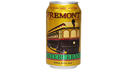 6.2% ABV - nterurban India Pale Ale offers the adventurous beer lover a warm embrace of organic Gambrinus roasted pale malt swirled with a hand-selected blend of flavor malts and filled with the rich spice of Chinook, Centennial and Cascade hops. Interurban India Pale is a session beer, eminently drinkable throughout the year.