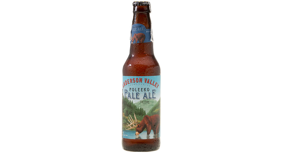 5% ABV - Poleeko Pale Ale is an exceptionally flavorful and well-balanced beer. With a bright, citrus hop profile and mild malt flavors reminiscent of English biscuits, the aromas of pink grapefruit and lemon zest compliment the brisk, balanced finish to create a truly refined American Pale Ale.