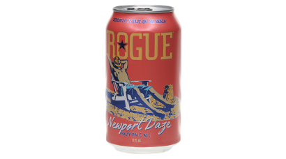 5.5% ABV - Newport Daze is a Hazy/Juicy Pale Ale that offers aromas of pineapple and stone fruit, while featuring tangerine and peach with a slightly sweet and refreshing finish. Perfect summer session beer.